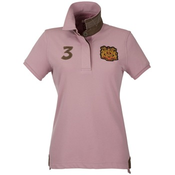 Joules Blush Beaufort Regent Polo Shirt