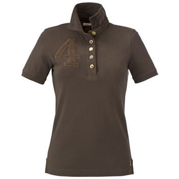 Joules Brown Beaufort Roxton Polo Shirt