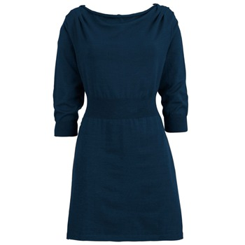 Joules Navy Dalison Tunic Dress