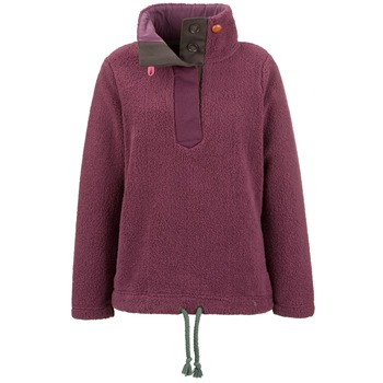 Joules Damson Epsom Fleece Top
