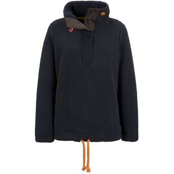 Joules Navy Epsom Fleece Top