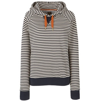 Joules Navy/White Paige II Hooded Sweatshirt