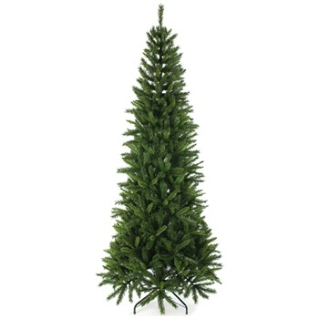 Festive Green Regency Slim Fur Tree