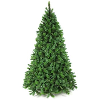 Festive Green Virginia Fur Tree 7.5ft
