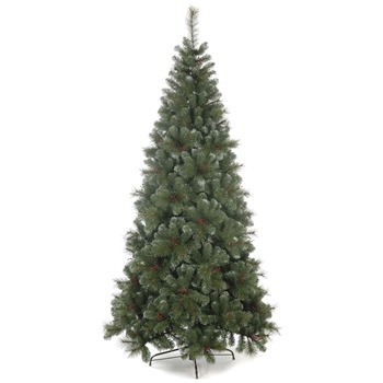 Festive Green Westminster Pine Christmas Tree 7ft