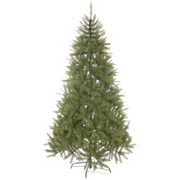 Festive Green Marlborough Fur Tree 7ft