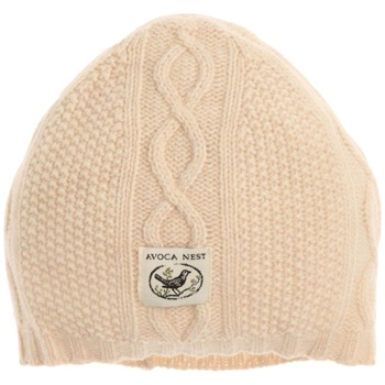 Avoca Cream Hibernate Cashmere Blend Hat