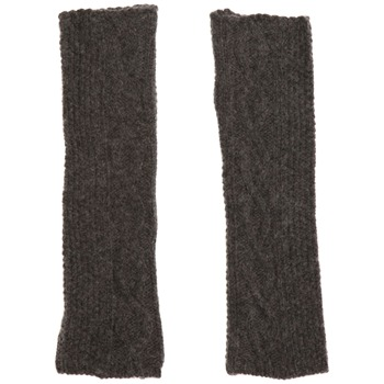 Avoca Grey Hibernate Cashmere Blend Gloves