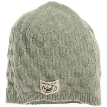 Avoca Pale Green Lief Wool Blend Hat