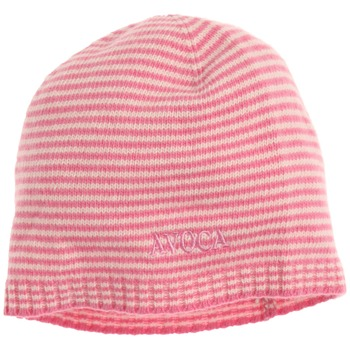Avoca Pink/Ecru Rufio Cashmere Blend Hat