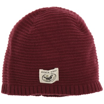 Avoca Aubergine Snapper Wool Blend Hat