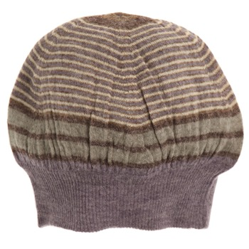 Hoss Intropia Purple/Multi Wool Hat