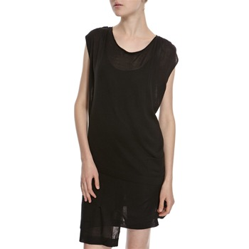 Hoss Intropia Black Scoop Knit Top and Dress