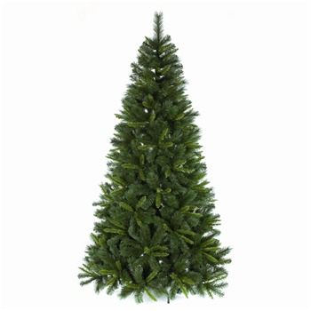 Festive Green Lakeland/Pine Christmas Tree 7ft