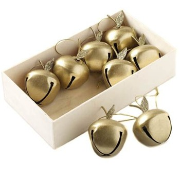 Heaven Sends Set of Eight Gold Bells