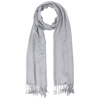 Yas Silver Silver Pashmina