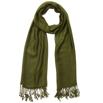 Yas Silver Green Pashmina