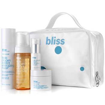 Bliss Best in Glow Set 100ml/148ml/30ml/15ml