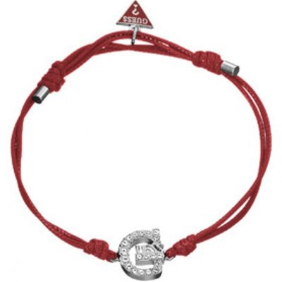 Guess :  Bracelet cordon rouge