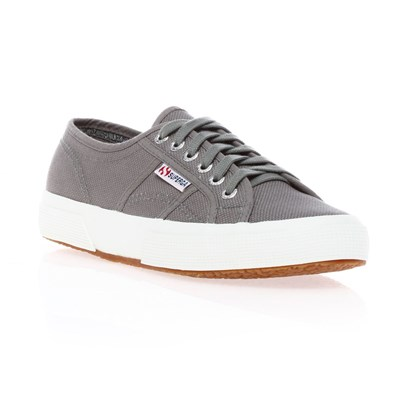 Superga COTU CLASSIC BASKETS BASSES GRISES Chaussure France_v1057