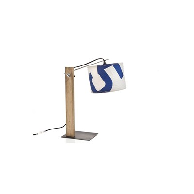 727 Sailbags lampe � poser - bleu
