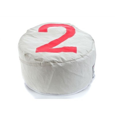 727 Sailbags pouf - rose