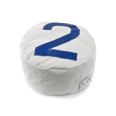727 Sailbags pouf - bleu