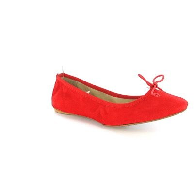 Bagllerina GORGEOUS BALLERINES ROUGE Chaussure France_v15705
