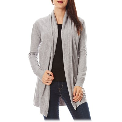 fashion mode CARDIGAN GRIGIO