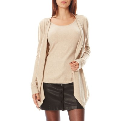 CC Fashion CARDIGAN BEIGE