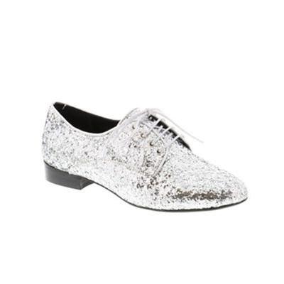 Buffalo DERBIES ARGENT Chaussure France_v3953