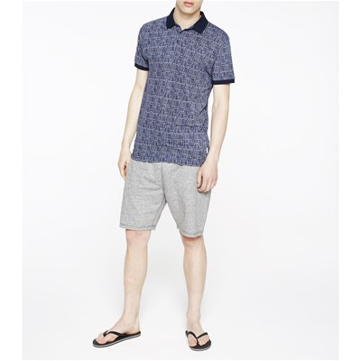 Bellfield OTHELLO POLO BLU MARINE