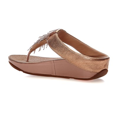 Chacha Autres Or Matériaux Tongs Fitflop 2350951 0YOAY