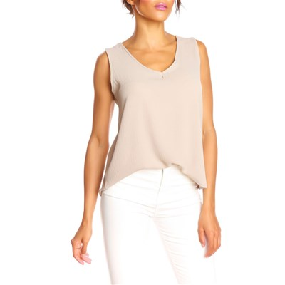 Glamour Paris MANU TOP BEIGE