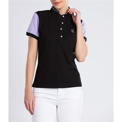 Jimmy Sanders POLO NERO