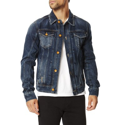 Deepend GIACCA IN JEANS BLU