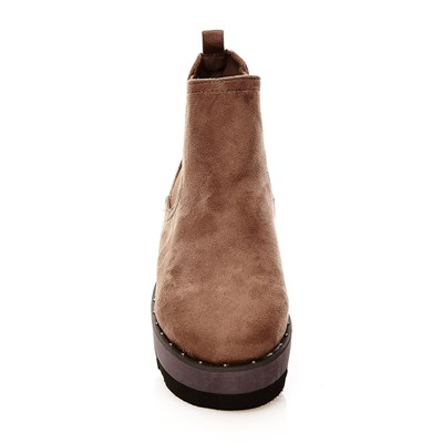 R Élastomère Be And Kaki Bottines Boots 2593108 FqrFzcwHxW