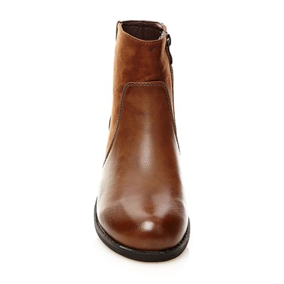 2593130 Boots And Bottines Élastomère Camel R Be 8BwEYw