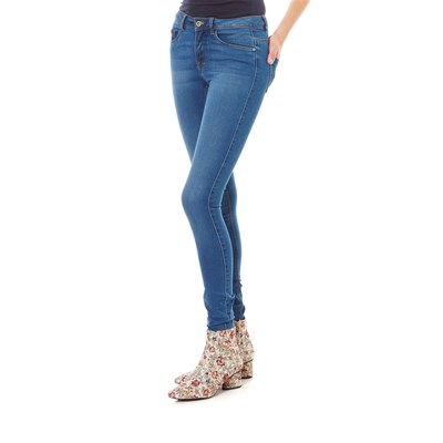 Only ULTIMATE SKINNY JEANS SLIM BLU JEANS