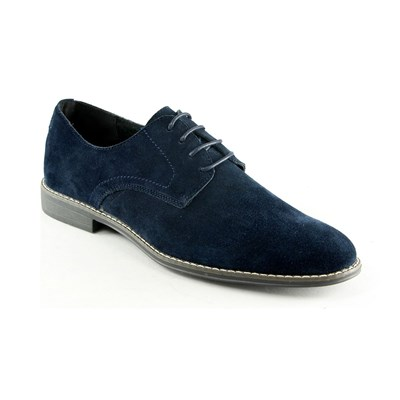LEDERDERBIES MARINEBLAU