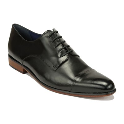 En Derbies Brooks Scott Noir 2632818 Williams Cuir q7wtaPEwx