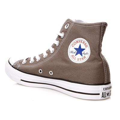 Converse Baskets Charbon Star Caoutchouc Mode Hi All Chuck Taylor 2519772 T7xTfp