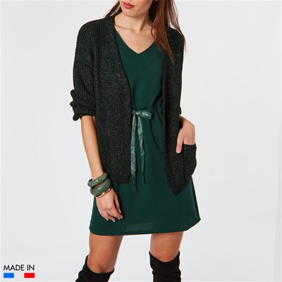 Holly & Joey CARDIGAN VERDE