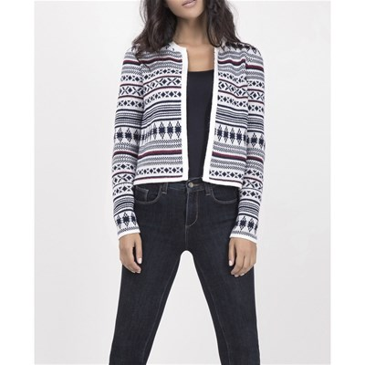 TM TrikoBakh CARDIGAN MULTICOLORE