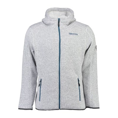 Geographical Norway GIACCA PILE BIANCO