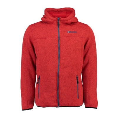 Geographical Norway GIACCA PILE ROSSO