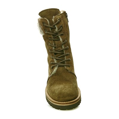 Synthétique Boots Olive Tamaris 2458028 Tuly FB6p6WR