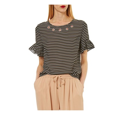 Molly Bracken TOP NERO