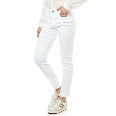 Noisy May LUCY JEANS SLIM BIANCO