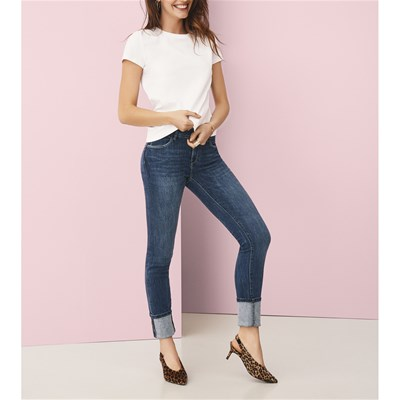 Only SISSE TOP BLU JEANS